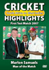 South Africa vs West Indies 1st Test 2007 166 Min.(color)