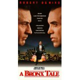 A Bronx Tale 1993(Used VHS)122 Min.(color)