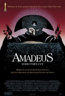 Amadeus 1984(Used VHS)158 Min.(color)