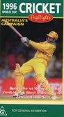 Australia\'s Campaign 1996 World Cup 120Min (color)(R)