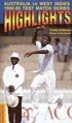 Australia vs West Indies 1992/93 Test Series 150 Min.(color)