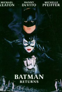 Batman Returns 1992(Used VHS)126 Min.(color)