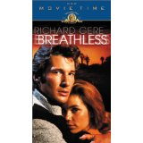 Breathless 1983 (Used VHS)101 Min.(color)
