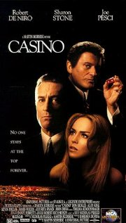 Casino 1995(Used VHS)178 Min.(color)