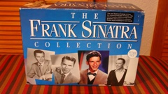Frank Sinatra Collection-10 VHS Tapes (B&W/COLOR)