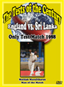 England vs Sri Lanka Only Test 1998 190 Min.(color)