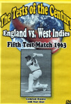 England vs West Indies 5th Test 1963 120 Min.(B&W)