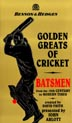 Golden Greats of Cricket(Batsmen) 88 Min.(color/B&W)PAL VHS