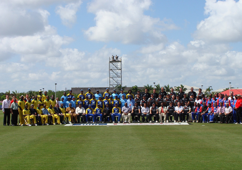 International Cricket Teams Photo 2010