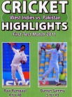 West Indies vs Pakistan 1st Test 2011 90Min(color)