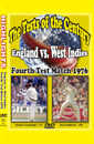 England vs West Indies 4th Test 1976 145 Min.(color)
