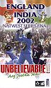 England vs India 2002 Natwest Final 127 Min.(color)
