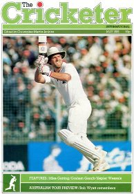 The Cricketer International Monthly Magazine 1984-2002