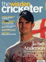 Wisden Cricketer Monthly Magazine 1994-2003