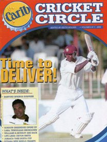 Carib Cricket Circle Magazine