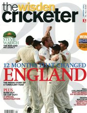 Wisden Cricketer Magazine 2003-2004