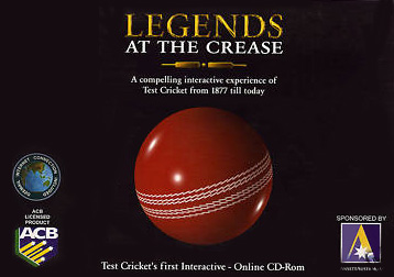 Legends at the Crease (CD ROM)